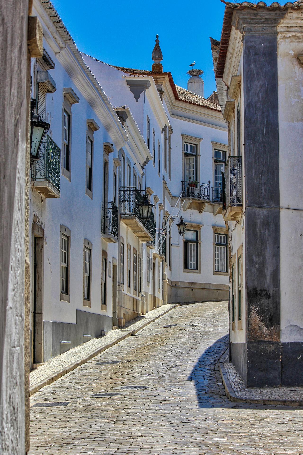 Staré město - Faro