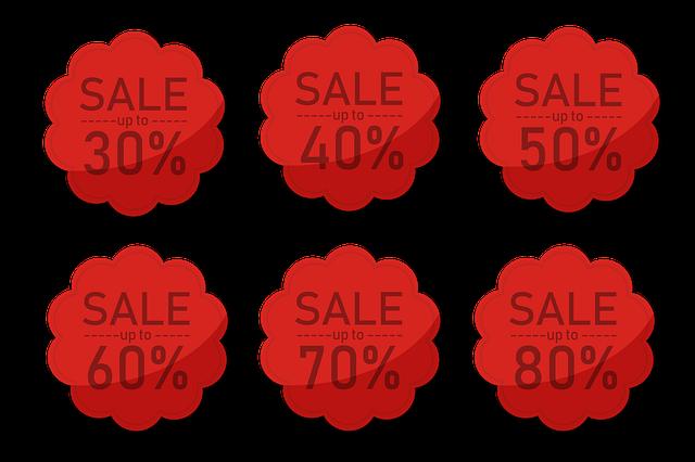 výprodej cenovka