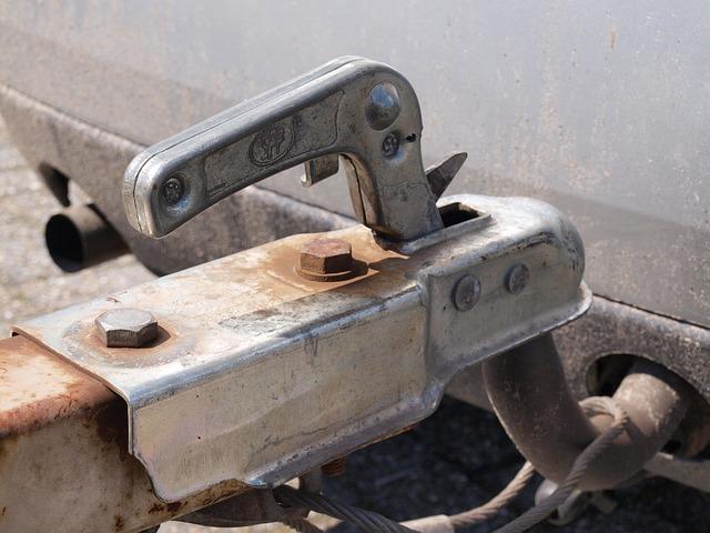 tažné zařízení na auto