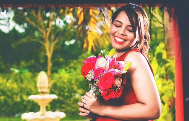 radost z kytice