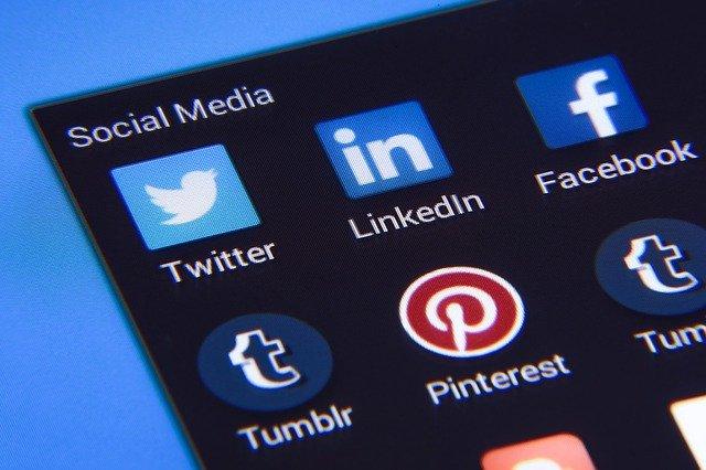 Twitter a jiné sociální sítě