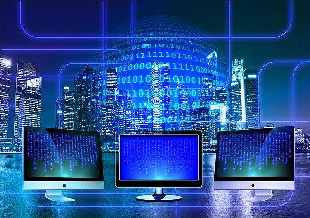 digitální svět počítačů