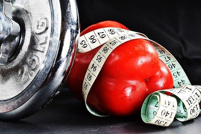zdravá strava a cvičení